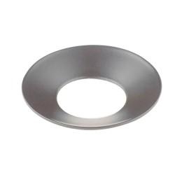 Elefant Pink emalje sølv