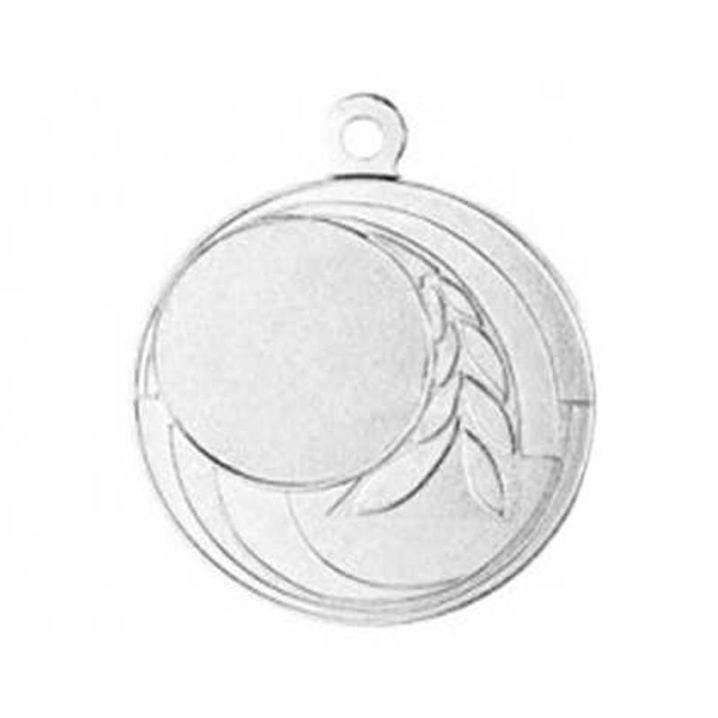 Stål kors med kæde