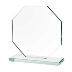 Golf pokal glas