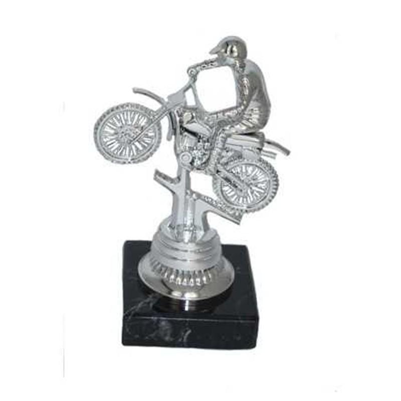 Hjerte hængelås stål