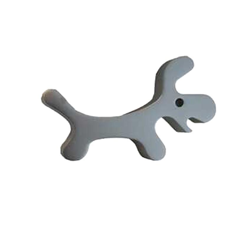 Cirkel ørestik sølv