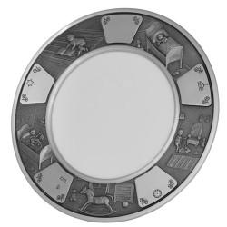 Pokal silver glimmer