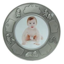 Første tand/hårlok slot sølv