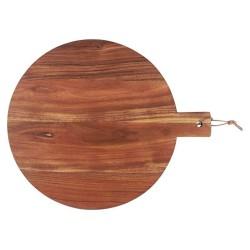 Bordflag crome 40 cm