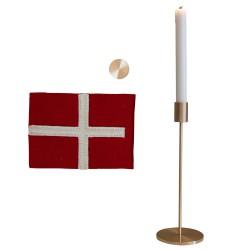 Panda sparebøsse sølv