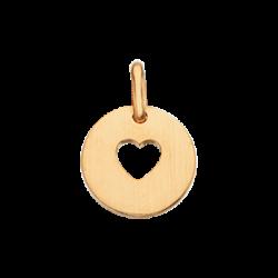 Bordflagstang fortinnet - dåbsmotiver  30 cm.