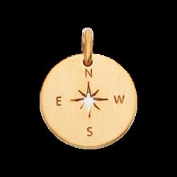 Navngivningsflag 30 cm sølv