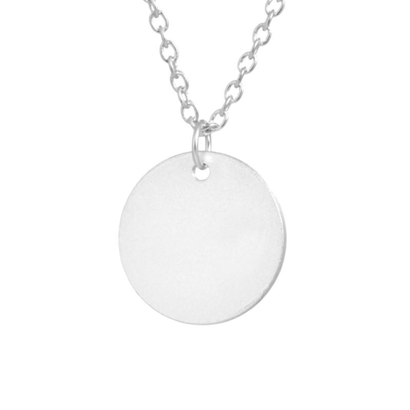 Navngivningsflag 40 cm fortinnet