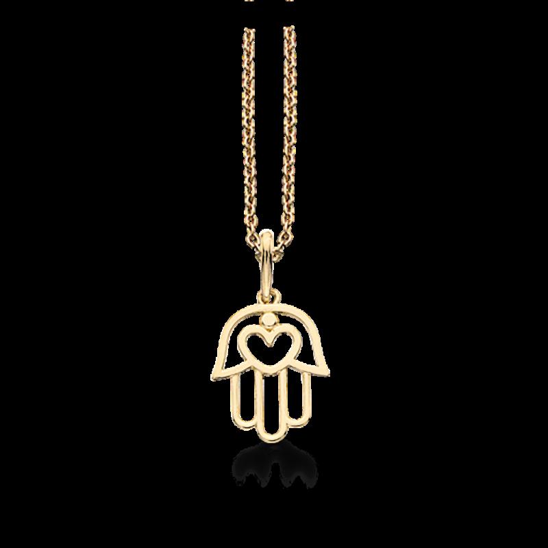 Medaljon oval sølv