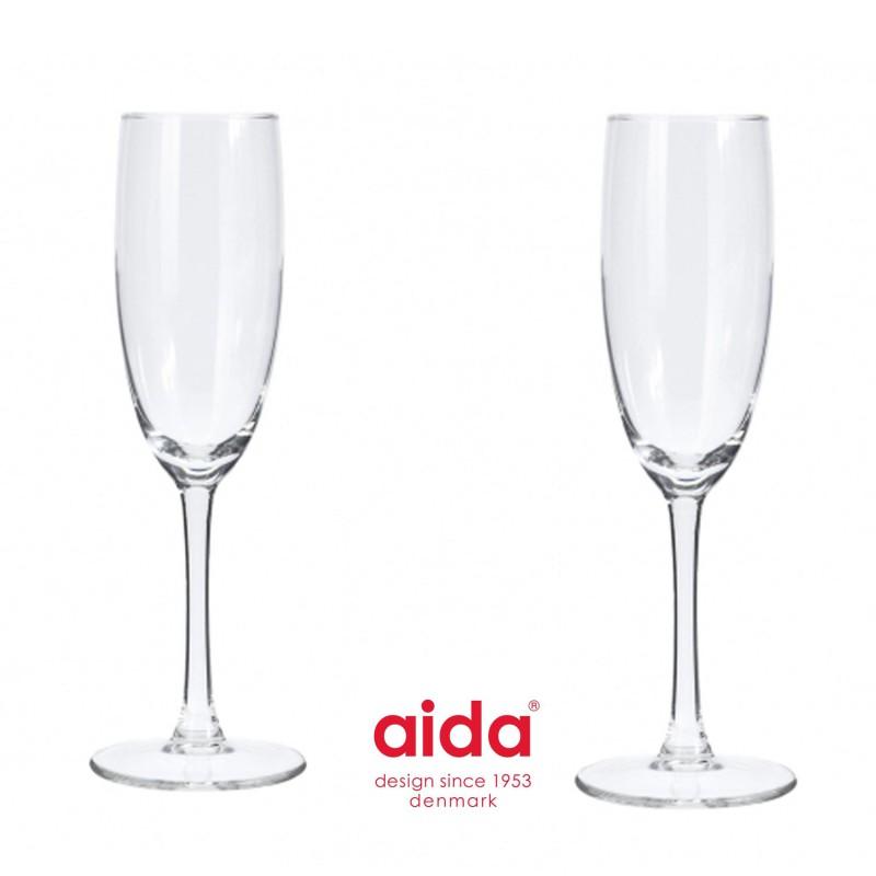 Medaljon hjerte blank