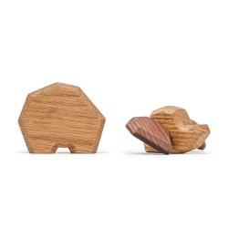 Piet Hein konfirmationsflag 25  cm