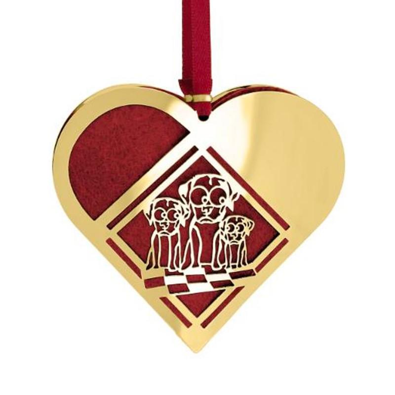 Nøglering med træ