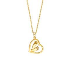 Hjerte ring sølv