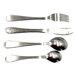 Raw  Termoflaske grå