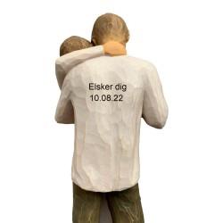 B - sølv