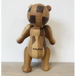 Orange vase Piet Hein