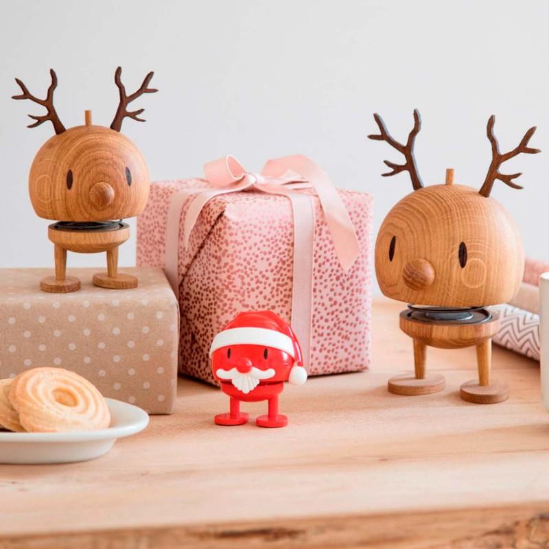 Hundetegn rød rundell med sølvkant