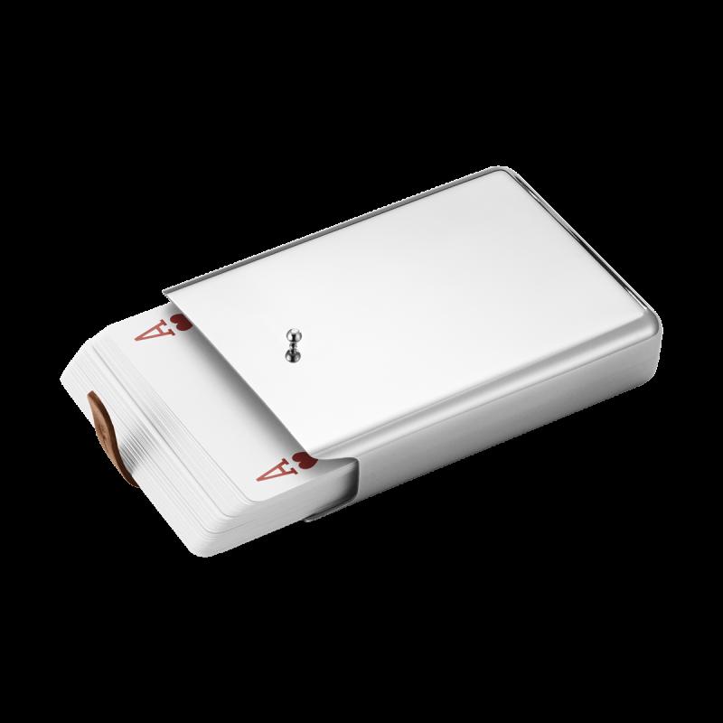 Smykke hjerte med kæde