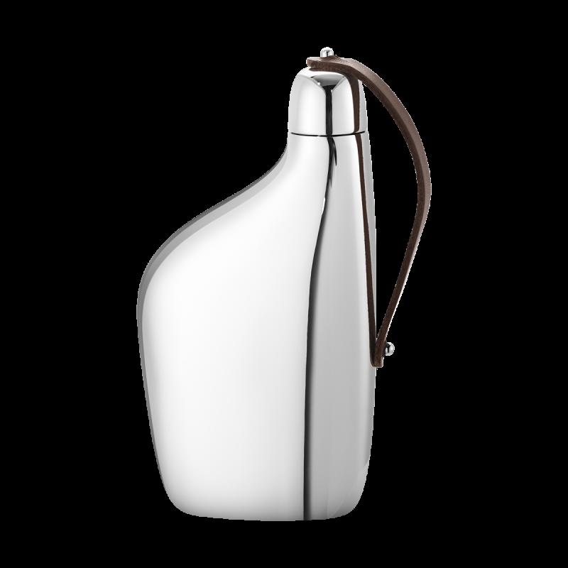 Billige hundetegn blå hjerte med sølv kant