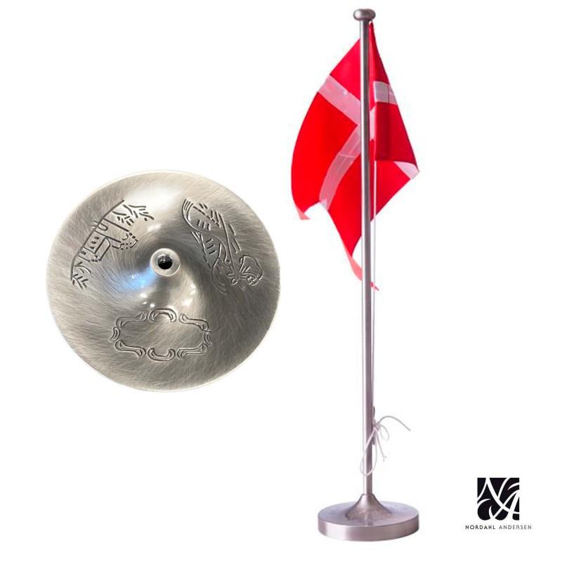 Hundetegn kødben rødt